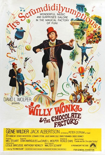 Teen Willy Wonka Movie Party