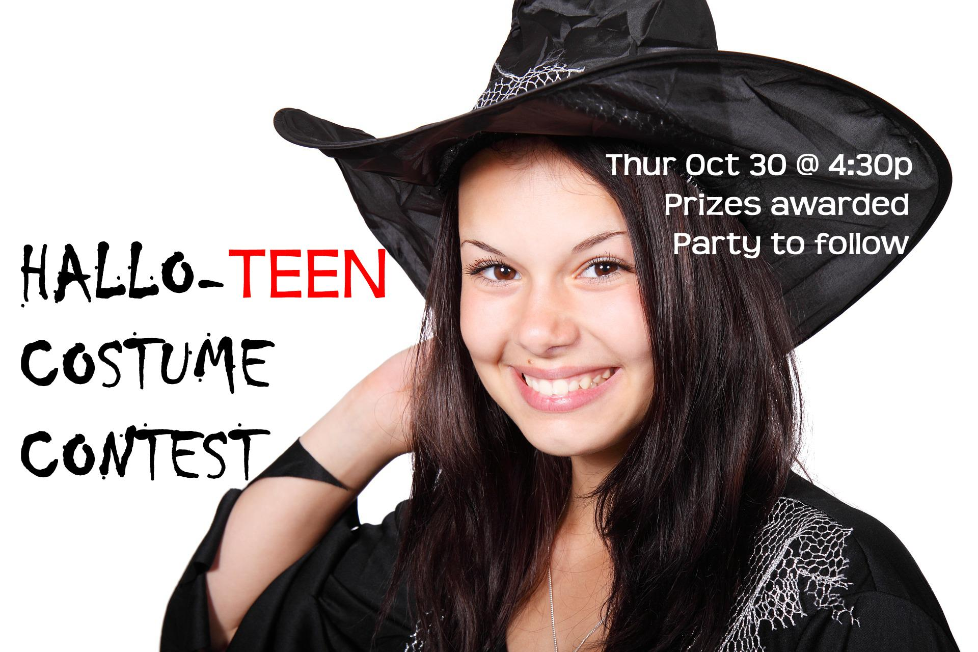 Teen Costume Contest